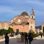 exterior monestir